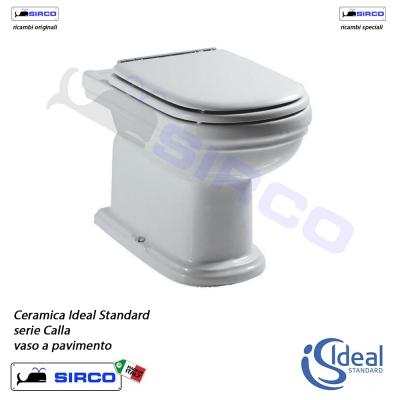 Sedile Wc Ideal Standard Calla.Modello Calla Sedili Per Wc Ideal Standard Sedili Per Vasi Ideal Standard Sirco Sas Arredo Bagno Biella Piemonte