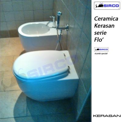 Flo 39 sedile varianti kerasan photogallery sirco sas arredo for Arredo bagno piemonte