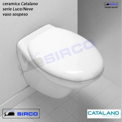 Ceramica Catalano Serie Luce.Modello Luce Sedili Per Wc Catalano Sedili Per Vasi Catalano Sirco