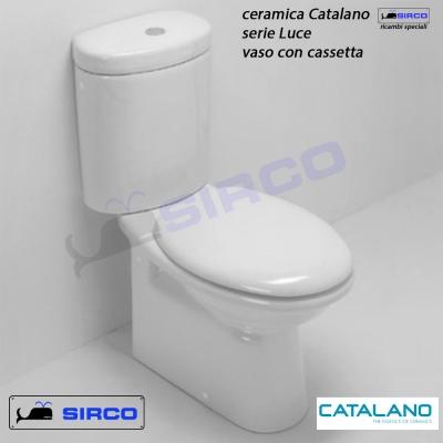 Ceramica Catalano Serie Luce.Serie Luce Scheda Tecnica Varianti Catalano Luce Sirco Sas Arredo