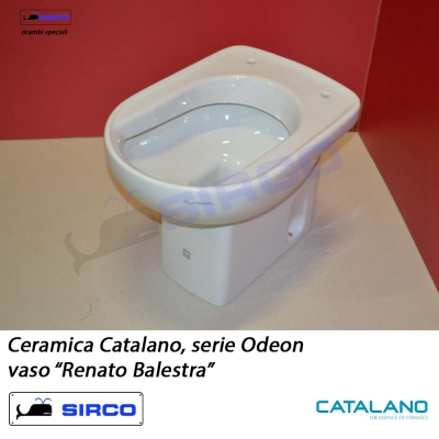 modello ODEON SEDILI PER WC CATALANO Sedili per vasi CATALANO Sirco ...