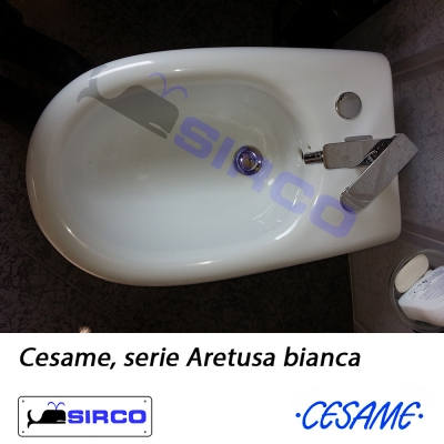 Cesame serie Aretusa bianca VARIANTI Cesame Photogallery Sirco sas ...