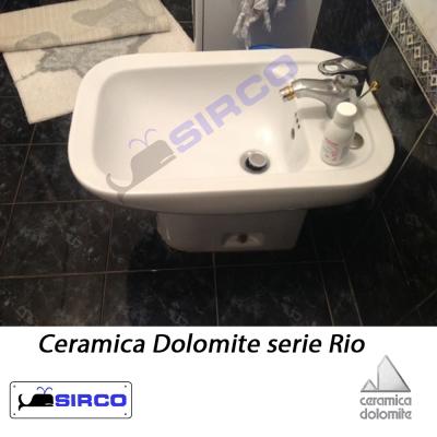 Dolomite rio infissi del bagno in bagno for Dolomite serie clodia