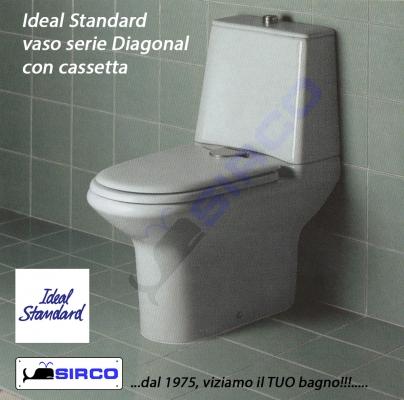 Ideal Standard Diagonal Sedile.Serie Diagonal Scheda Tecnica Varianti Ideal Standard Diagonal Sirco