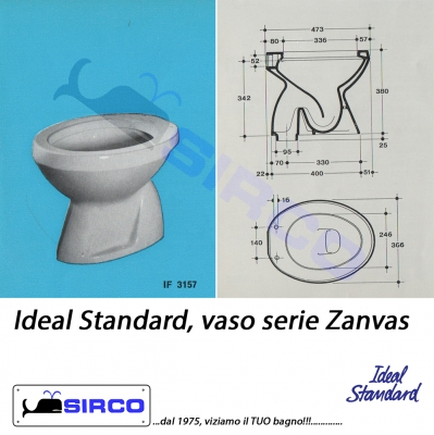 Modello zanvas sedili per wc ideal standard sedili per for Calla ideal standard scheda tecnica