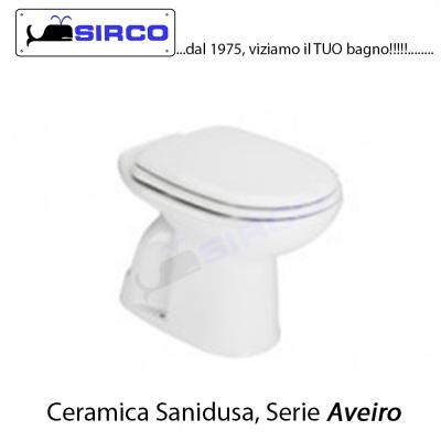 Sedile aveiro bianco varianti sanidusa aveiro sirco sas for Arredo bagno biella