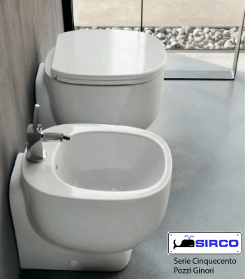Sedile 500 Rallentato Originale Bianco Varianti Pozzi Ginori Cinquecento Sirco Sas Arredo Bagno Biella Piemonte