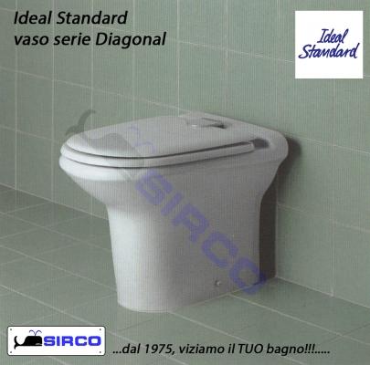 Ideal Standard Diagonal Sedile.Modello Diagonal Sedili Per Wc Ideal Standard Sedili Per Vasi Ideal