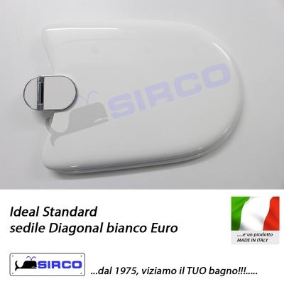 Ideal Standard Diagonal Sedile.Sedile Diagonal Bianco Varianti Ideal Standard Diagonal Sirco Sas
