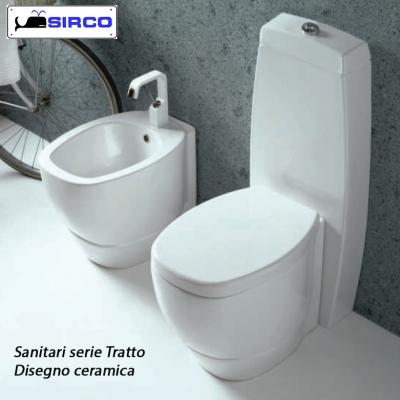 Modello tratto originale varianti disegno tratto sirco sas for Arredo bagno biella