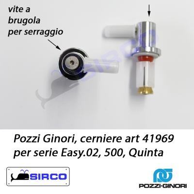 Sedile Pozzi Ginori Serie 500.500 Art 41969 Cerniere Originali Pozzi Ginor Varianti Pozzi Ginori