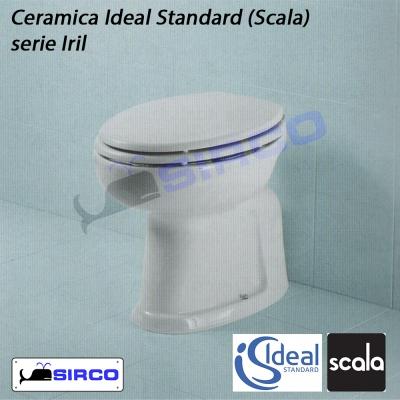 Ceramica Scala Ideal Standard.Modello Iril Scala Sedili Per Wc Tutte Le Marche Per Vaso