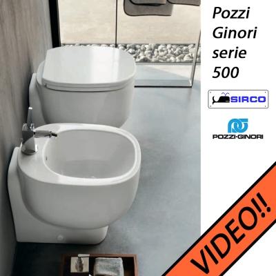 Sedile 500 bianco varianti pozzi ginori cinquecento sirco for Arredo bagno biella