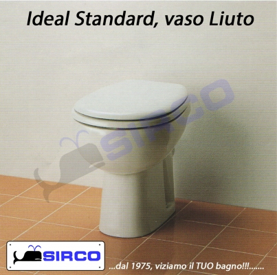 Sedile Wc Ideal Standard Liuto.Liuto Art T217001 Paracolpi Orig Varianti Ideal Standard Paracolpi Sirco Sas Arredo Bagno Biella Piemonte